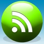 Social Icons - Glossy Balls 01 (Green)