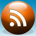Social Icons - Glossy Balls 01 (Orange)