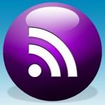 Social Icons - Glossy Balls 01 (Purple)