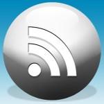 Social Icons - Glossy Balls 01 (White)