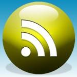 Social Icons - Glossy Balls 01 (Yellow)